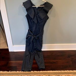 Banana Republic Denim Jumpsuit!
